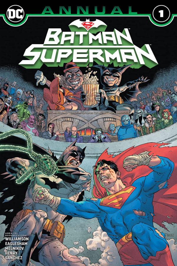 Batman / Superman Annual #1