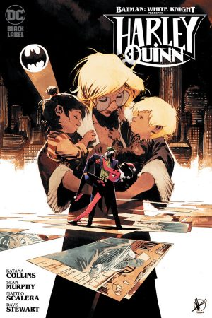 Batman: White Knight Presents Harley Quinn