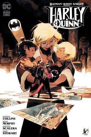 Batman: White Knight Presents Harley Quinn