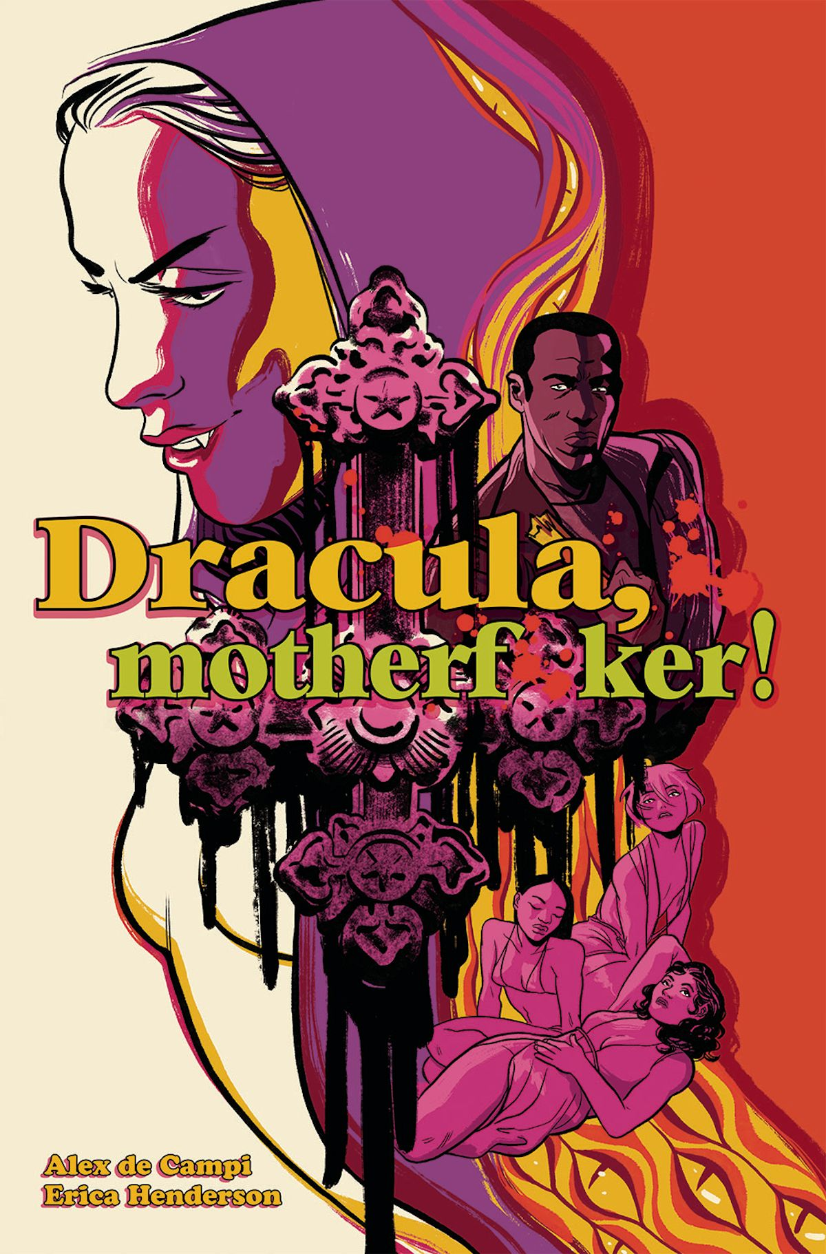 Dracula Motherf**ker