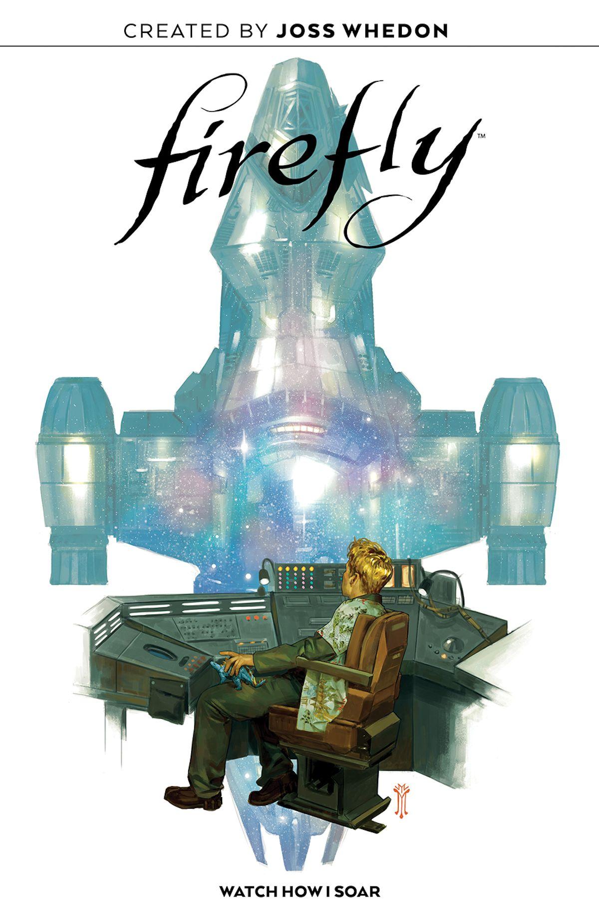 Firefly Watch How I Soar