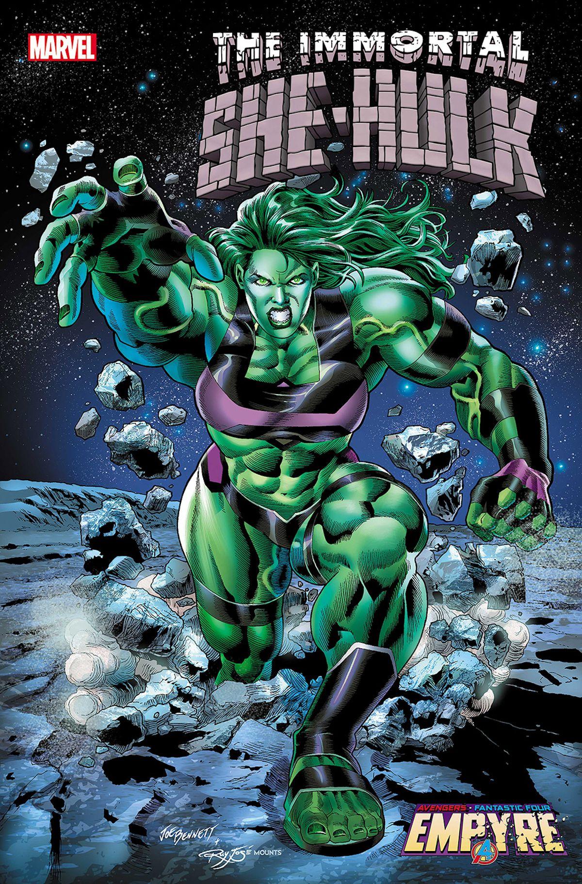 Immortal She-Hulk