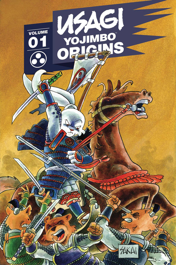 Usagi Yojimbo: Origins