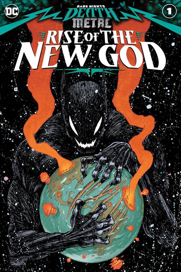 Dark Nights Death Metal: Rise of the New God