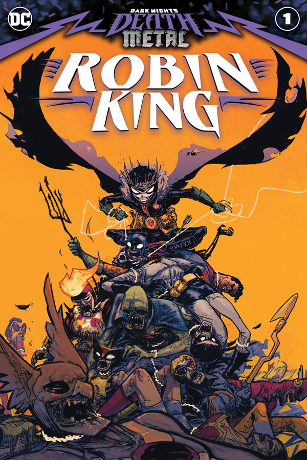 Dark Nights Death Metal: Robin King