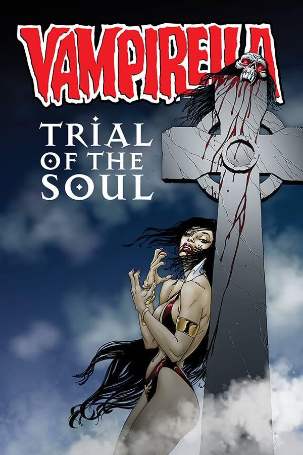 Vampirella: Trial of the Soul