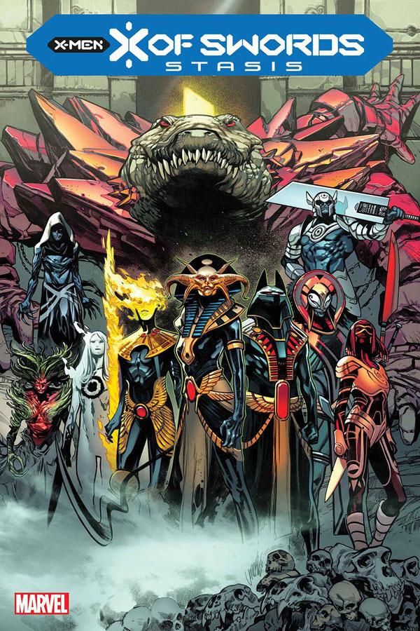X of Swords: Stasis