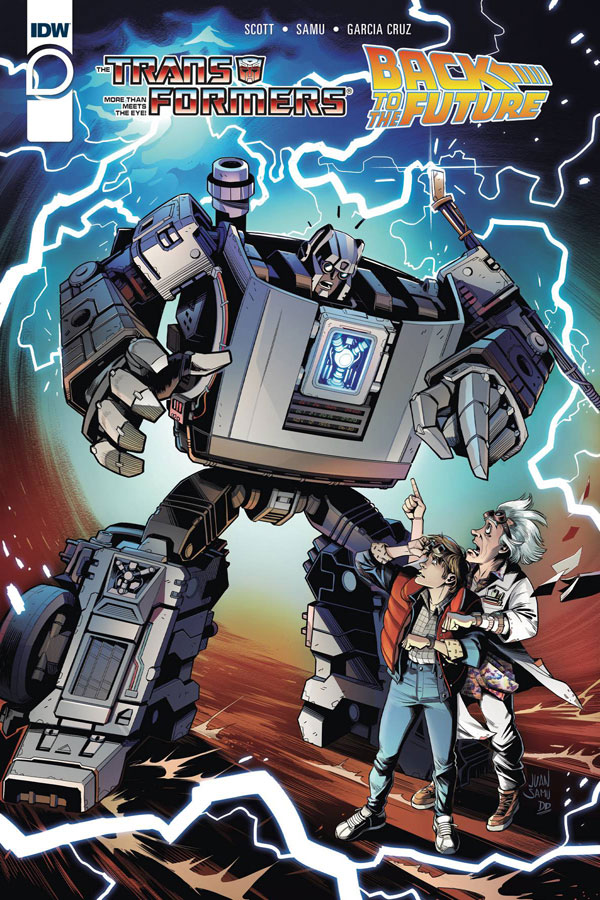 Transformers / Back to the Future