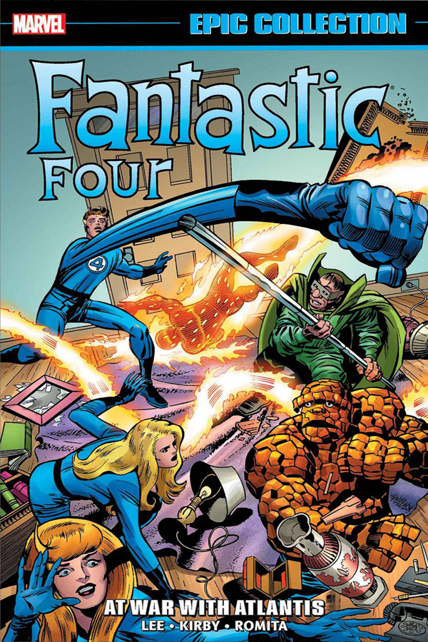 Fantastic Four: At War With Atlantis