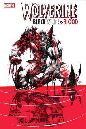 Wolverine: Black, White and Blood