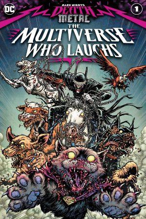 Dark Nights Death Metal: Multiverse That Laughs