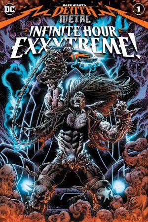 Dark Nights Death Metal: Infinite Hours Exxxtreme