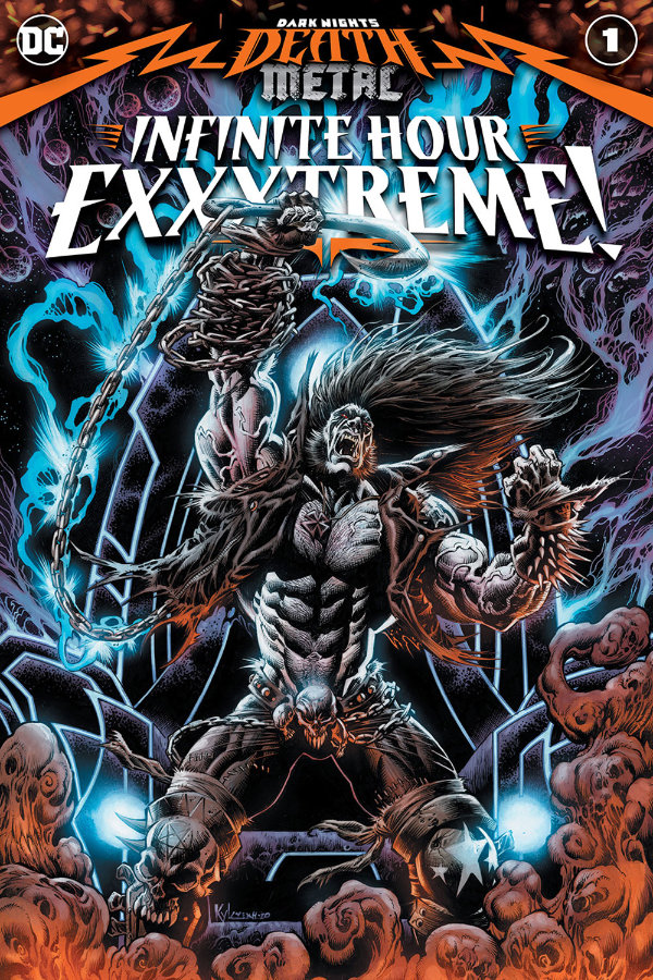 Dark Nights Death Metal: Infinite Hours Exxxtreme