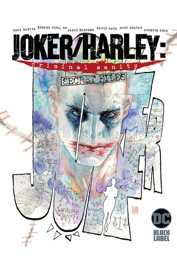 Joker / Harley: Criminal Sanity - Secret Files