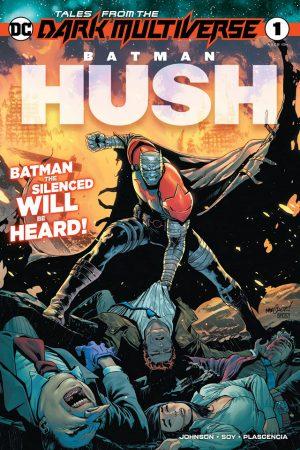 vTales From the Dark Multiverse: Batman - Hush