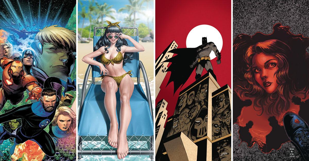Top 100 Comic Subscriptions: July 2020