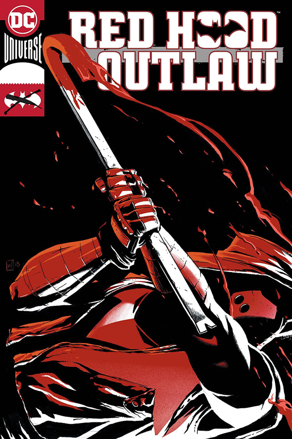 Red Hood: Outlaw