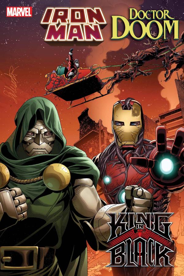 King in Black: Iron Man / Doctor Doom