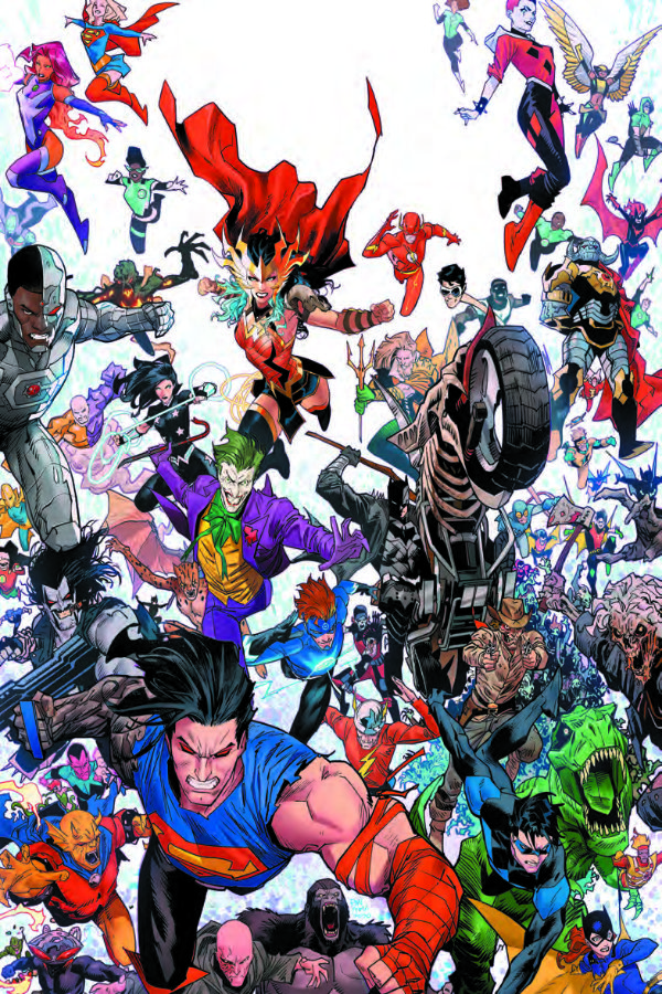 Dark Nights: Death Metal - Last 52: War of the Multiverses
