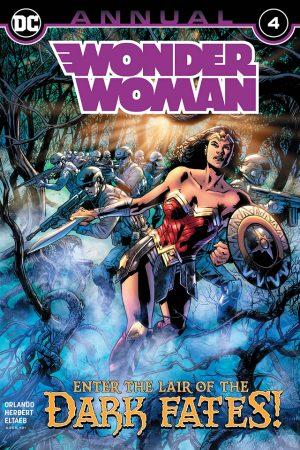 Wonder Woman (2016-) Annual #4