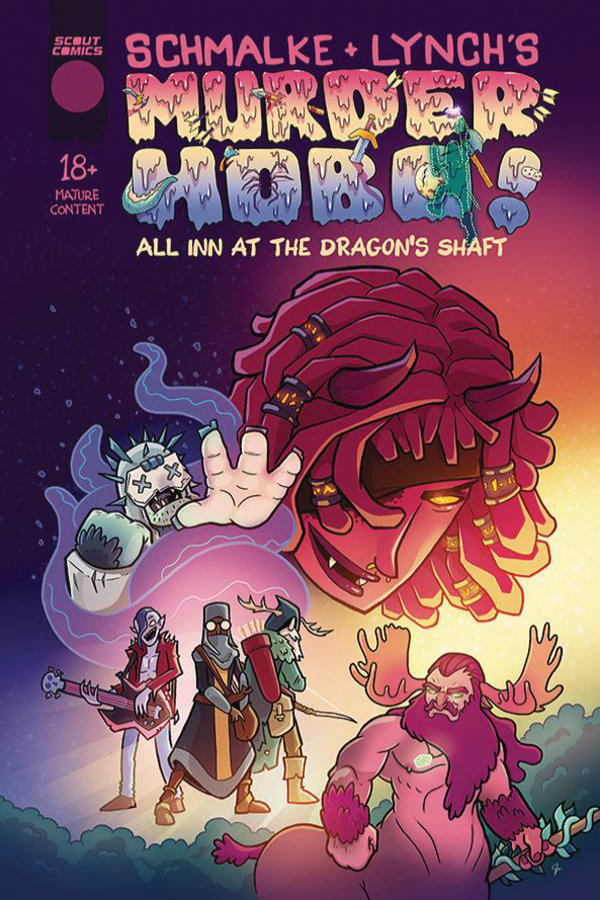 Murder Hobo: All Inn at Dragon's Shaft