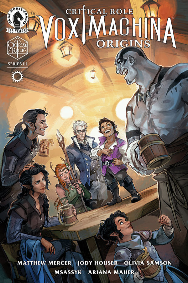 Critical Role: Vox Machina Origins III
