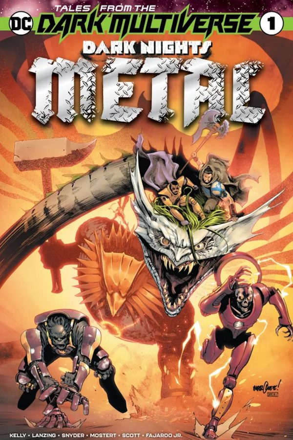Tales From The Dark Multiverse Dark Nights Metal