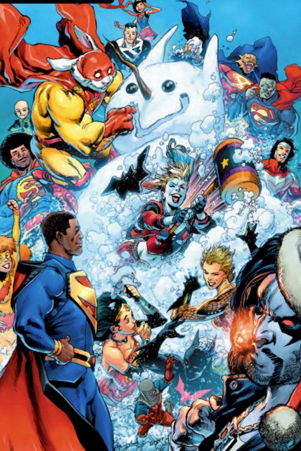 DCs Very Merry Multiverse