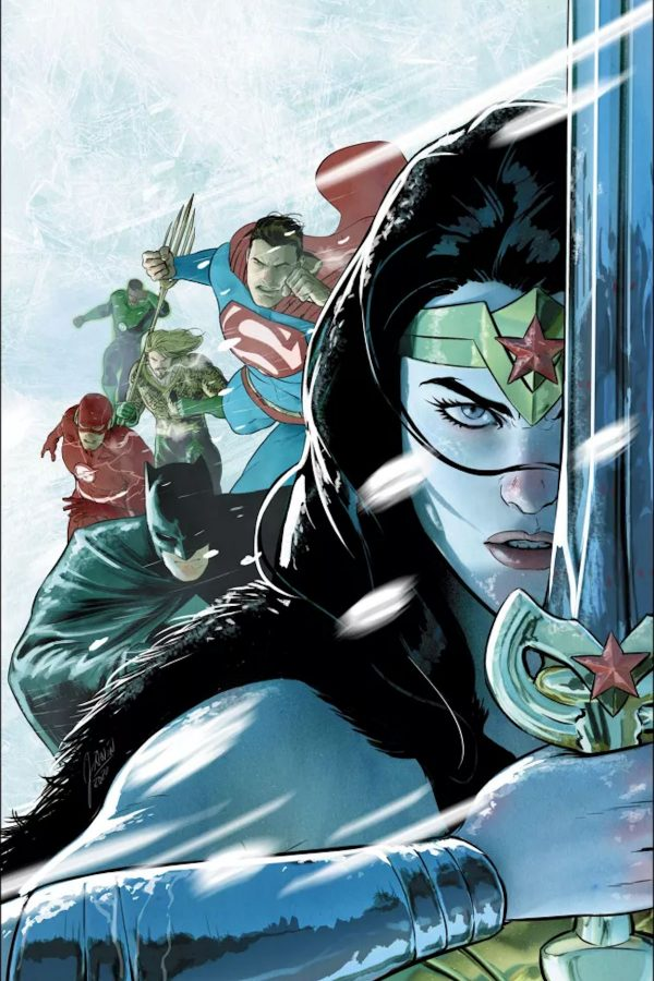 Justice League Endless Winter Specials