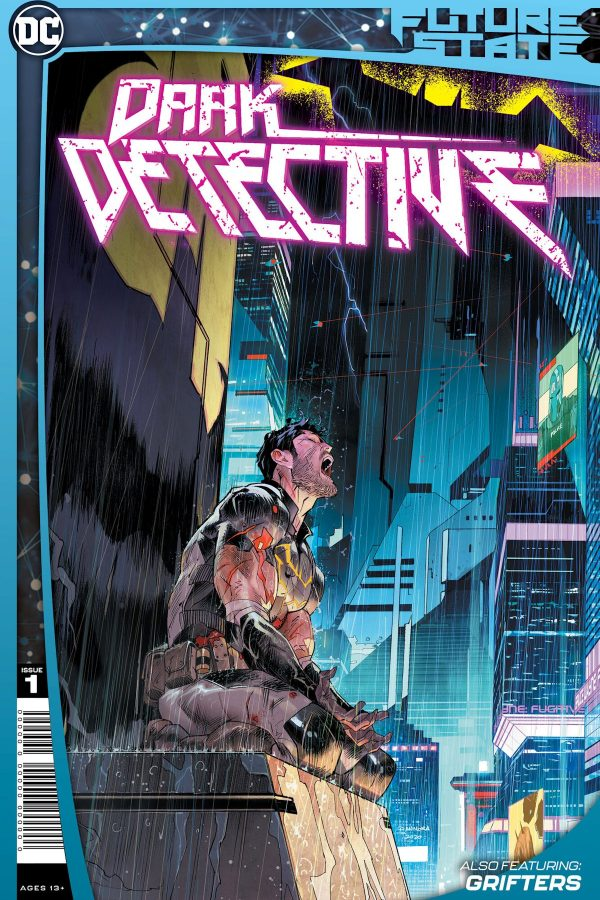 Future State Dark Detective
