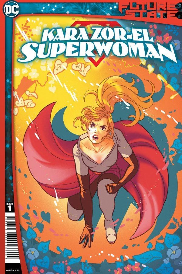 Future State Kara Zor-El Superwoman