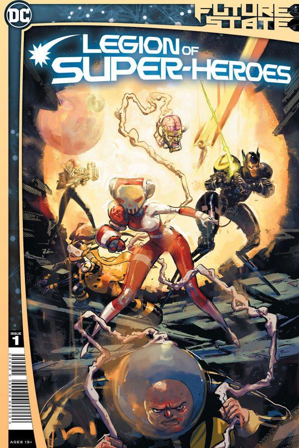 Future State Legion of Super-Heroes