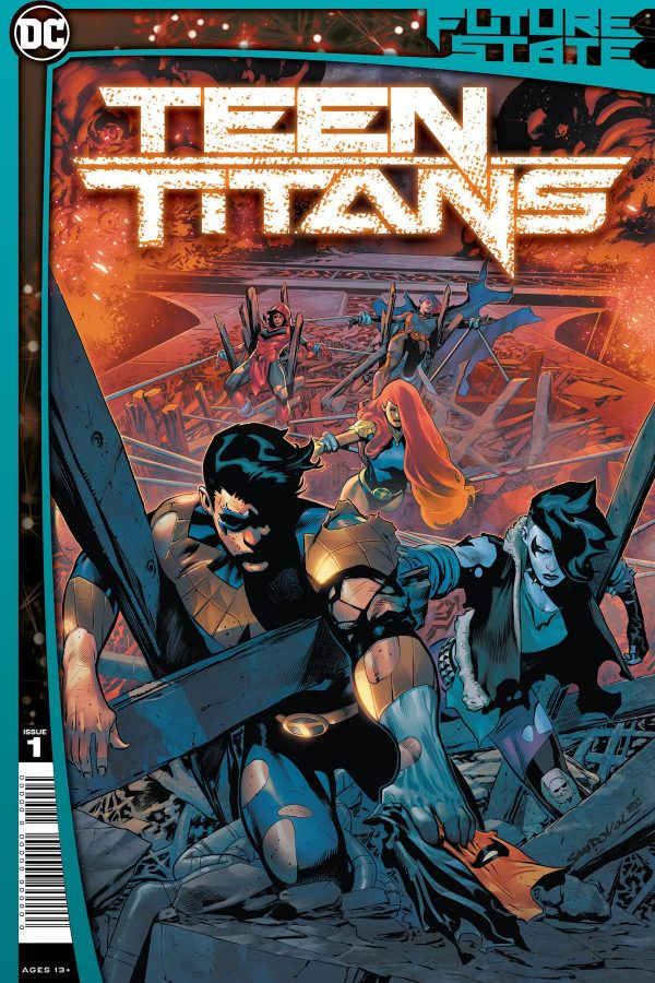 Future State Teen Titans