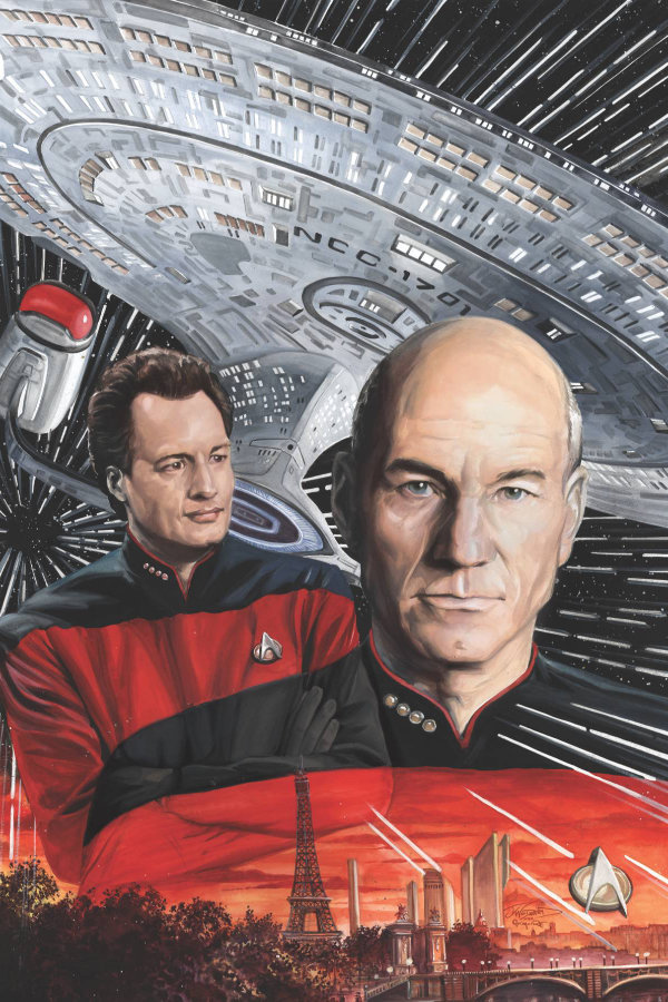 Star Trek: Next Generation - The Gift