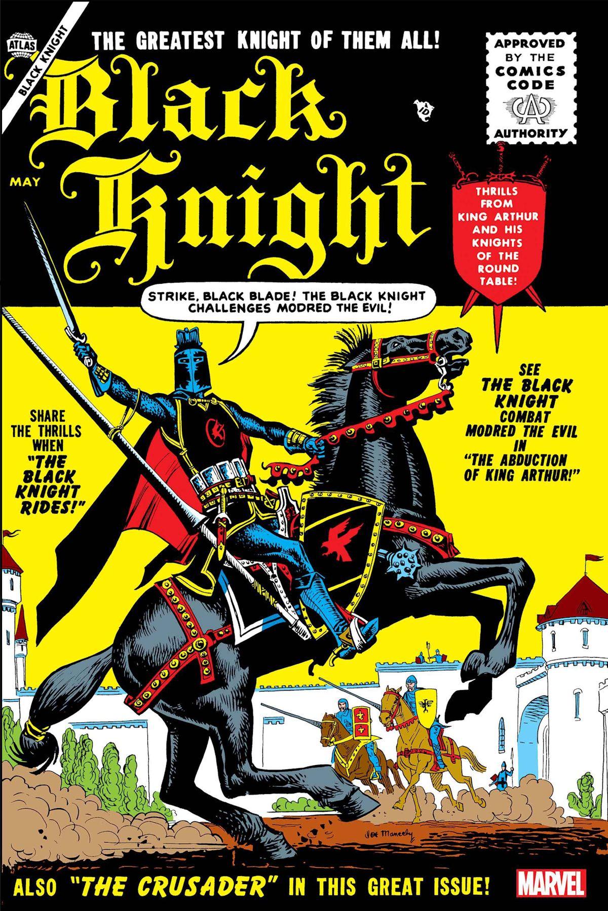 Black Knight #1 Facsimile Edition