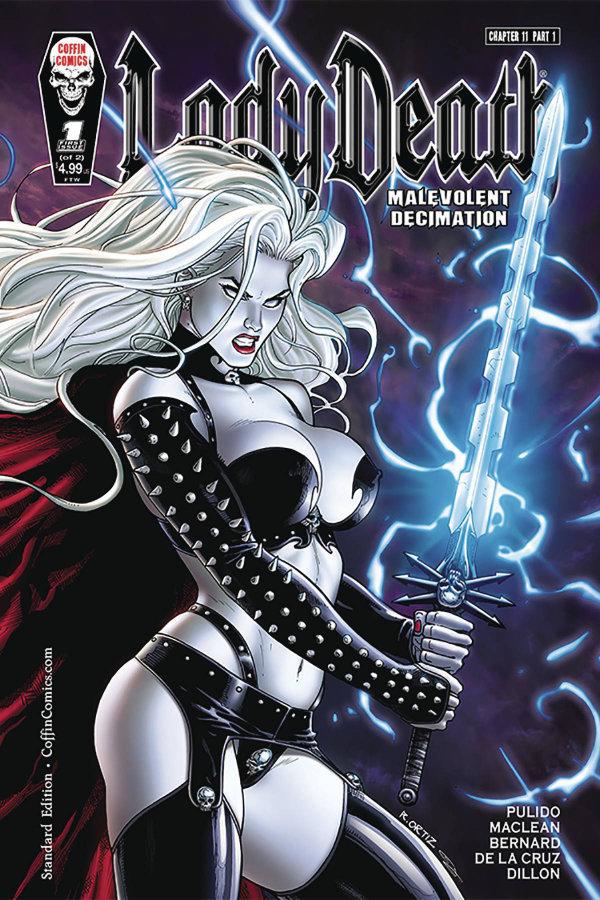 Lady Death: Malevolent Decimation