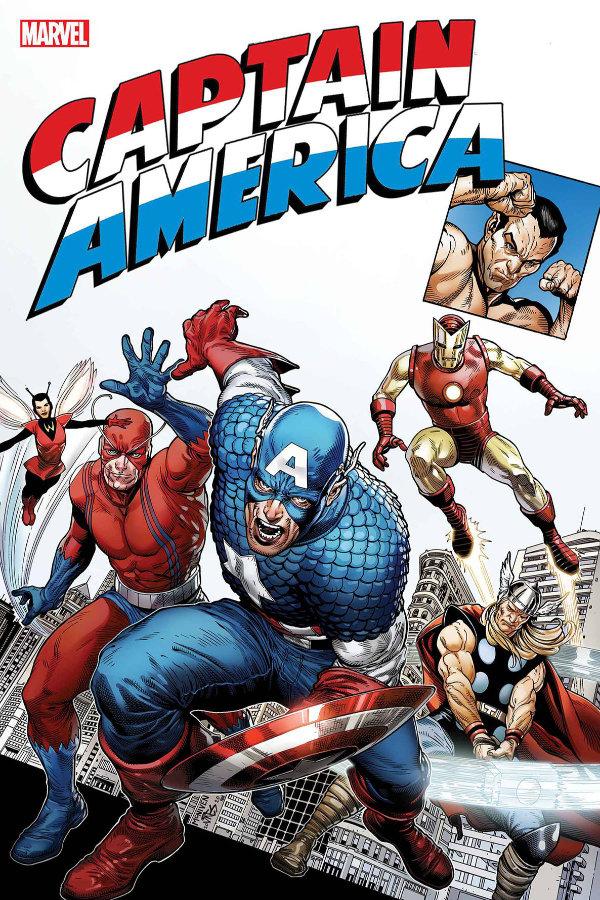 Captain America: Anniversary Tribute