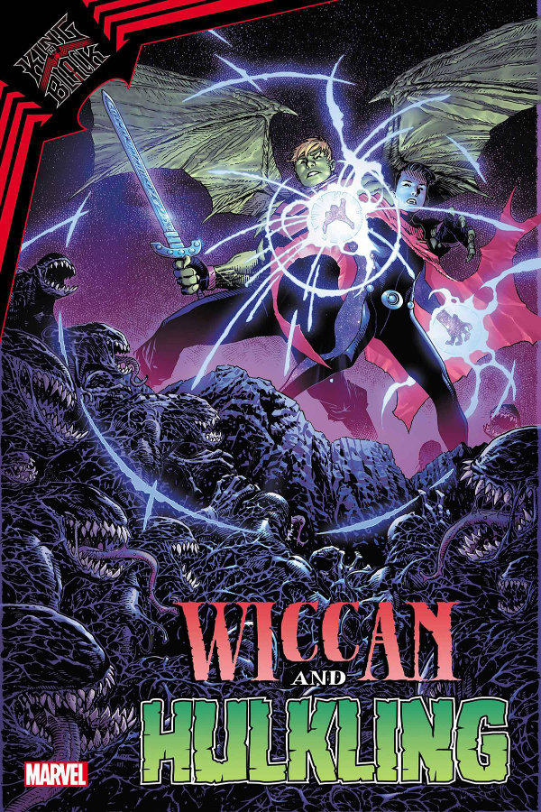 King in Black: Wiccan and Hulking