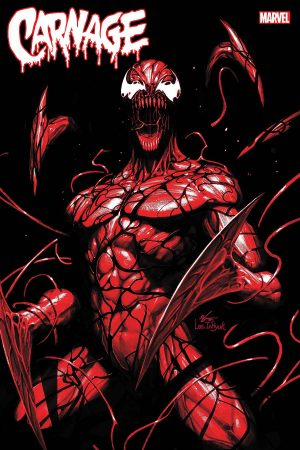 Carnage: Black, White and Blood