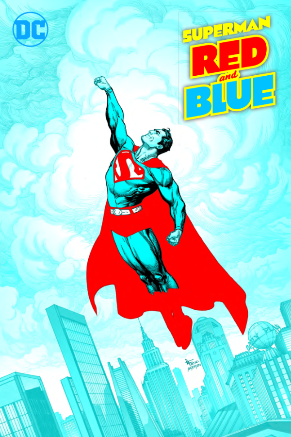 Superman: Red and Blue