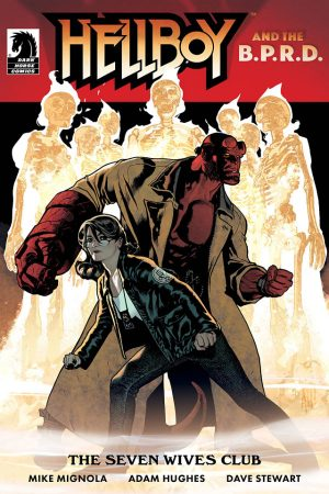 Hellboy and the B.P.R.D.: Seven Wives Club