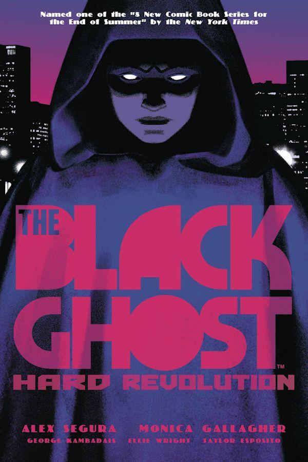 Black Ghost (Graphic Novel)