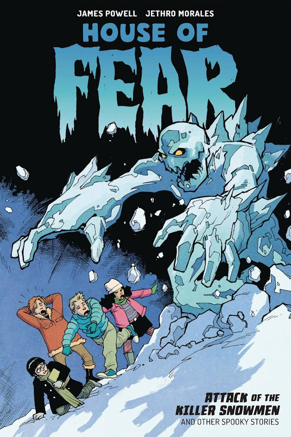 House Of Fear (Graphic Novel)