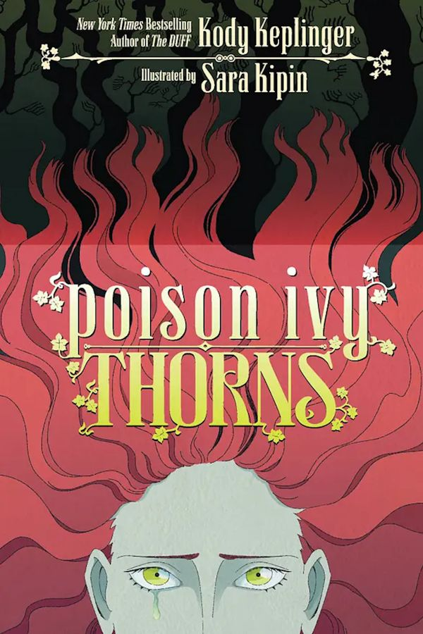 Poison Ivy Thorns (Graphic Novel)