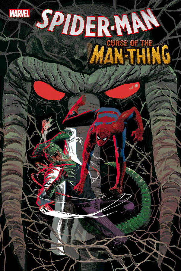 Spider-Man: Curse of the Man-Thing