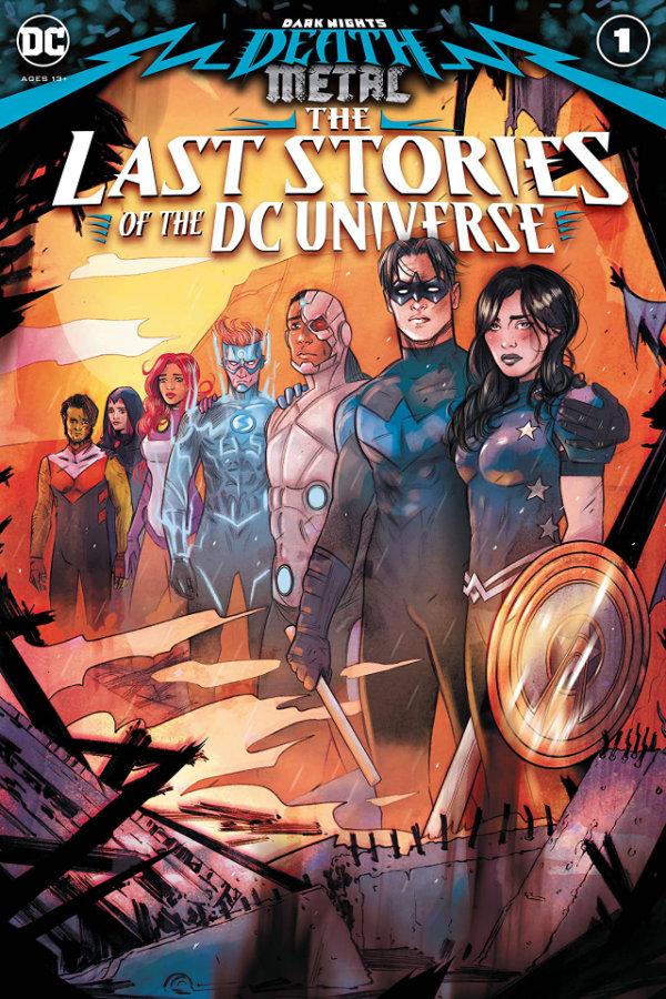 Dark Nights: Death Metal - Last Stories of the DC Universe