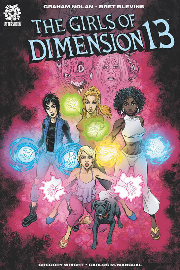 Girls of Dimension 13