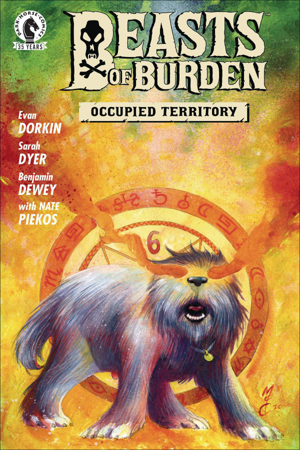 Beasts of Burden: Occupied Territory
