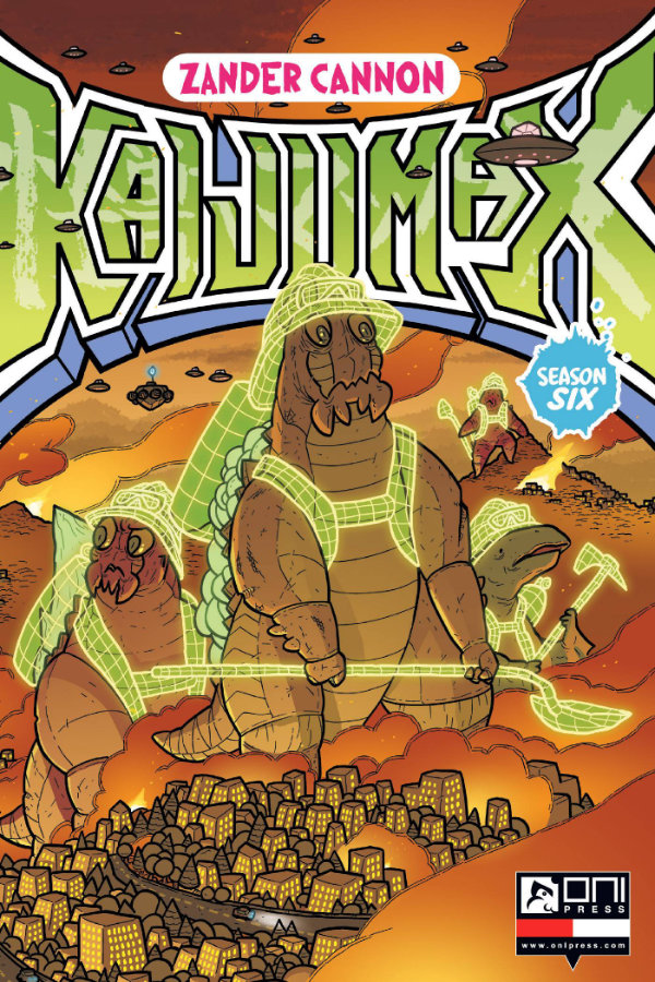 Kaijumax: Season 6