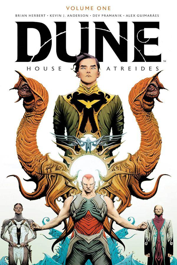 Dune House Atreides (Hardcover)